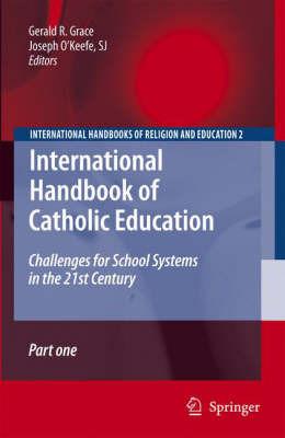 International Handbook of Catholic Education image