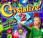 Crystalize! 2: Quest for the Jewel Crown for PC Games