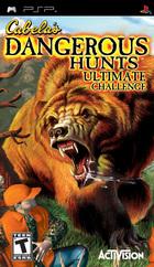 Cabela's Dangerous Hunts: Ultimate Challenge for PSP image