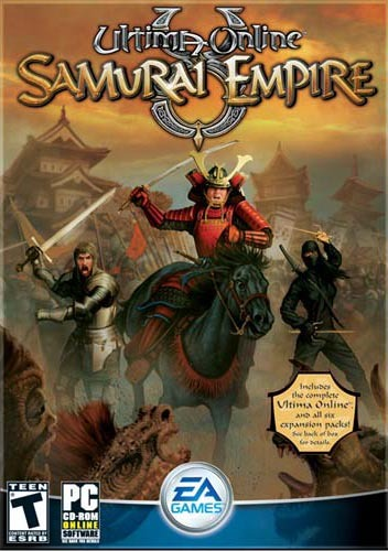 Ultima Online: Samurai Empire for PC Games