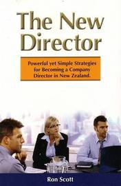 The New Director by Ron Scott