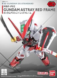 SD Gundam EX: Astray Red Frame - Model Kit