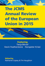 The JCMS Annual Review of the European Union in 2015 by Nathaniel Copsey