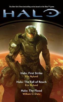 Halo Boxed Set II (3 Books) by Eric S Nylund