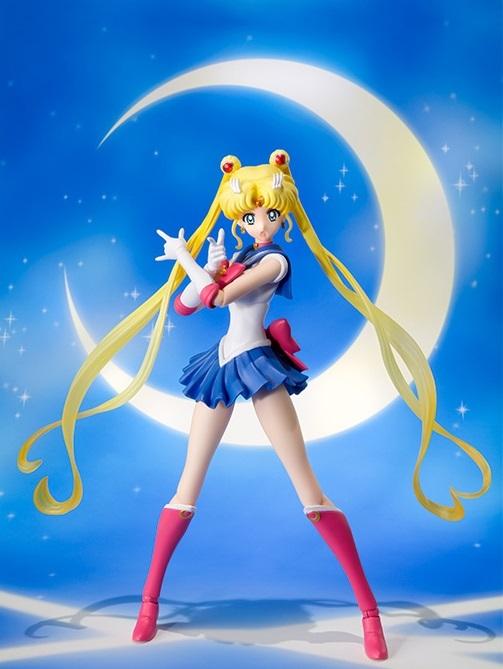 S.H.Figuarts Sailor Moon: Super Sailor Moon - Action Figure