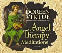 Angel Therapy Meditations by Doreen Virtue