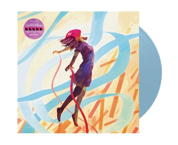 BOUND Original Soundtrack (LP) by Heinali image
