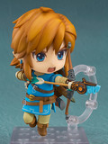 The Legend of Zelda: Nendoroid Link (Breath of the Wild Ver.) - Articulated Figure