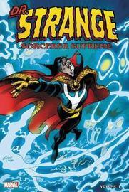 Doctor Strange, Sorcerer Supreme Omnibus Vol. 1 by Peter B. Gillis
