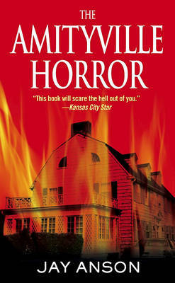 The Amityville Horror by Jay Anson image