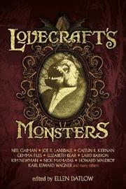 Lovecraft's Monsters by Neil Gaiman image