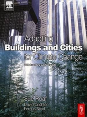 Adapting Buildings and Cities for Climate Change by Susan Roaf image
