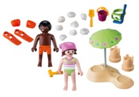 Playmobil: Special Plus - Children at the Beach (9085) image