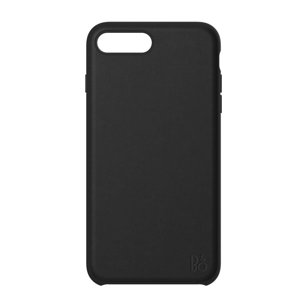 B&O Leather Case for iPhone 8 Plus & iPhone 7 Plus - Black image