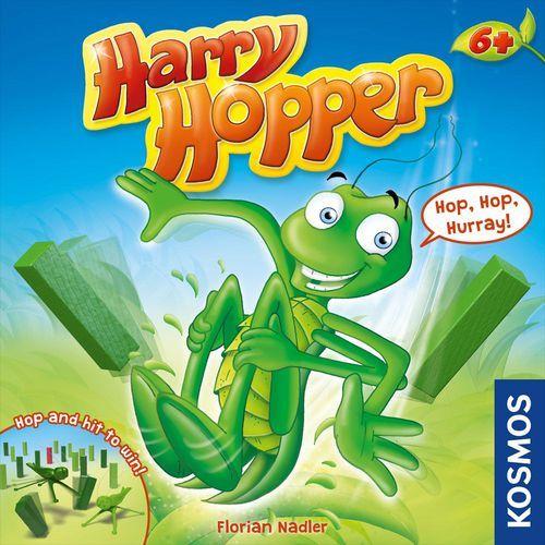Harry Hopper - Board Game