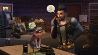 The Sims 4 plus Cats & Dogs Bundle for Xbox One image