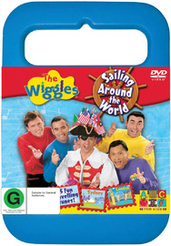 The Wiggles - Sailing Around The World on DVD image
