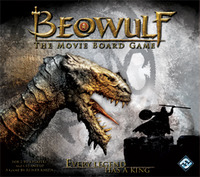 Beowulf The Movie Boardgame