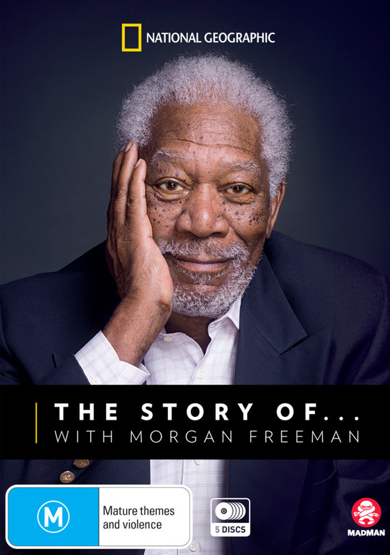 The Story Of... With Morgan Freeman on DVD