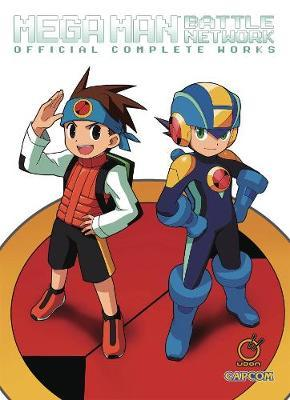 Mega Man Battle Network: Official Complete Works Hardcover by Capcom