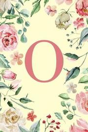 O by Stylesia Monogrammed Journals image