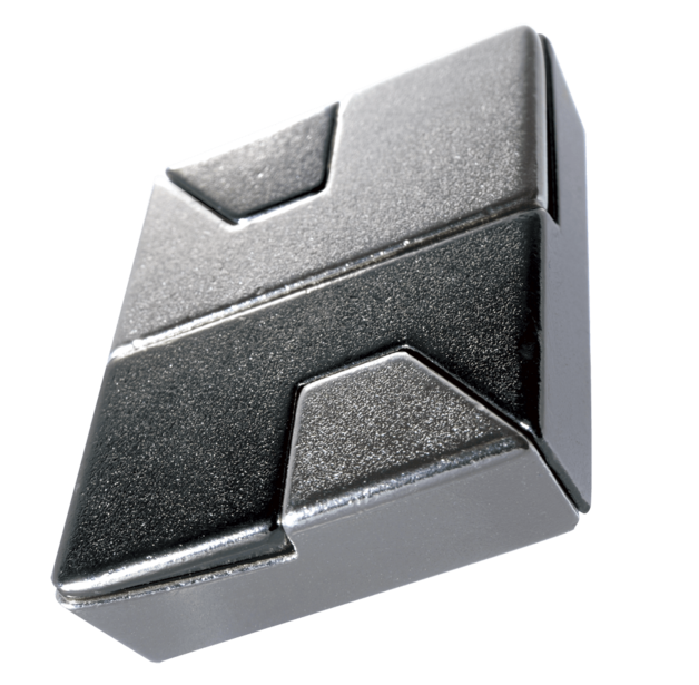 Huzzle: Cast Diamond Puzzle