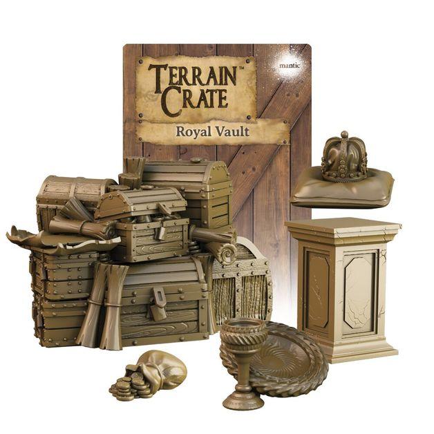 Terraincrate: Royal Vault