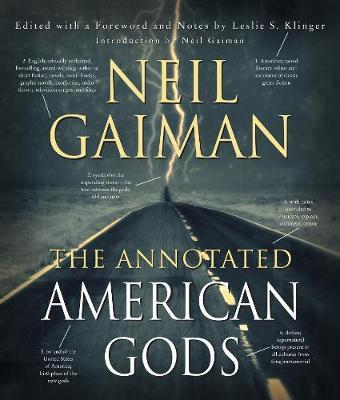 The Annotated American Gods by Neil Gaiman