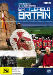 Battlefield Britain (3 Disc Set) on DVD