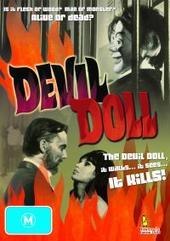 Devil Doll on DVD
