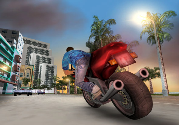 Grand Theft Auto: Vice City (Uncut) for PS2 image