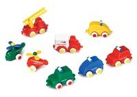 Viking Toys - Mini Chubbies Rescue Cars