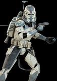 Star Wars Clone Commander Wolffe Action Figure