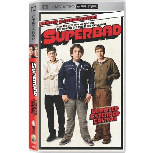 Superbad - Extended Edition for PSP
