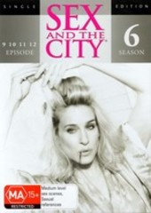 Sex And The City - Season 6: Disc 3 on DVD