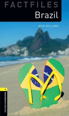 Oxford Bookworms Library Factfiles: Level 1:: Brazil audio CD pack by Nick Bullard image