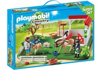 Playmobil: Horse Paddock SuperSet (6147)