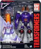 Transformers: Generations - Voyager - Galvatron