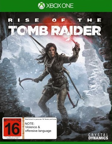 Rise of the Tomb Raider | Xbox One | Buy Now | at Mighty Ape NZ