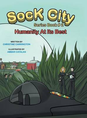Sock City Series Book #2 by Christine, Carrington image