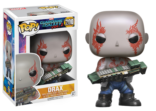 Guardians of the Galaxy: Vol. 2 - Drax Pop! Vinyl Figure