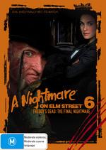 Nightmare On Elm Street 6, A - Freddy's Dead: The Final Nightmare on DVD