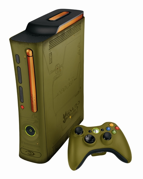Halo 3 Limited Edition Console for Xbox 360 image
