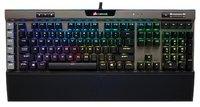 Corsair K95 RGB Platinum Gaming Keyboard (Cherry MX Speed) - Gunmetal for PC Games image
