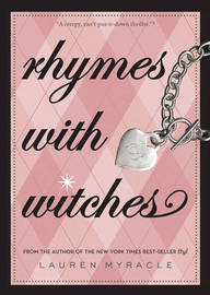 Rhymes with Witches by Lauren Myracle image