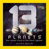 13 Planets by David A Aguilar