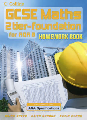 Foundation Homework Book by Brian Speed