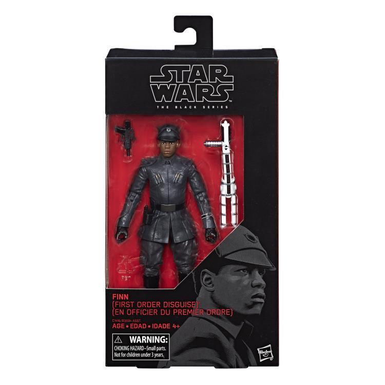 Star Wars: The Black Series - Finn (First Order) image