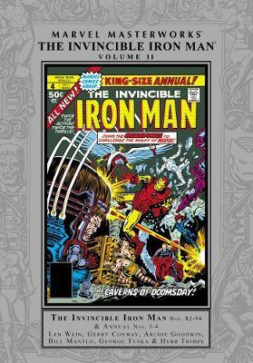 Marvel Masterworks: The Invincible Iron Man Vol. 11 by Len Wein image