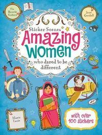 Amazing Women by Egmont Publishing UK